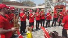 Belediye Bandosu İzmirin Dağlarında Çiçekler Açar Büyükçekmece Akm 23 Nisan