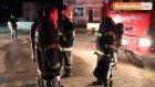 Gaziantep'teki İplik Fabrikasında Büyük Yangın