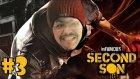 Gevuramı Vuruyosun Abi   İnfamous Second Son   Türkçe Dublajlı   Bölüm 3