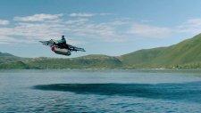 Google Kurucusu Larry Page'in Uçan Arabası