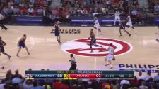 Paul Millsap'ten Wizards'a Karşı 19 Sayı, 9 Ribaund & 7 Asist - Sporx