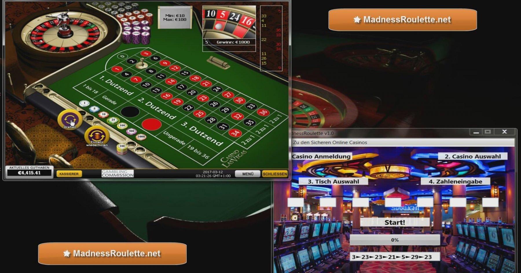 gewinnen beim roulette
