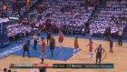 Andre Roberson Serbest Atışı Kaçırıyor, Rockets Benchi Gülüyor