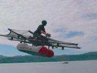 Google'ın Kurucusunun Uçan Otomobili