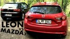 Mazda3 vs Seat Leon - Karşılaştırma