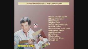 Mustafa Oruç - Şekeroğlan