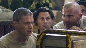 Prison Break 5. Sezon 5. Bölüm Fragmanı