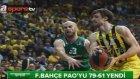 A Haber Spikerinin Fenerbahçe-Panathinaikos Maçı İçin İlginç Yorumları