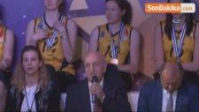 Cev Şampiyonlar Ligi Şampiyonu Vakıfbank, Basınla Buluştu