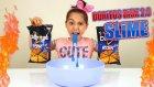 Doritos Risk 2.0 Slime Yaparsak Slime Mavi Olurmu Ses Çıkartırmı?