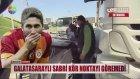Kör Noktayı Göremeyip Kaza Yapan Sabri Sarıoğlu