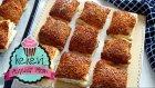 Peynirli Susamlı Çıtır Milföy Börek / Ayşenur Altan Yemek Tarifleri