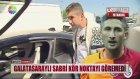 Sabri Sarıoğlu Trafik Kazası Geçirdi