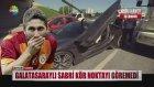 Sabri'nin 1 Milyonluk Aracına Kamyon Çarptı