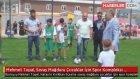 Mehmet Topal, Savaş Mağduru Çocuklar İçin Spor Kompleksi Yaptırdı