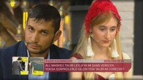 Huriye'nin Talibi Kazım'dan, Anne Şerife Hanım'a Şaşırtan Cevap! | Zuhal Topal'la (28 Nisan Cuma)