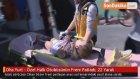 Özel Halk Otobüsünün Freni Patladı: 22 Yaralı
