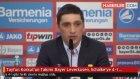 Tayfun Korkut'un Takımı Bayer Leverkusen, Schalke'ye 4-1 Mağlup Oldu