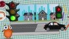 Trafik Lambaları - Okul Öncesi Eğitici Animasyon