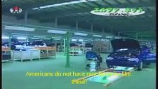 Kuzey Kore'nin Yerli ve Milli Otomobili
