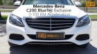 Mercedes-Benz C200 Bluetec 0-100 Km Acceleration