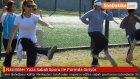 Nazillililer Yaza Sabah Sporu ile Formda Giriyor