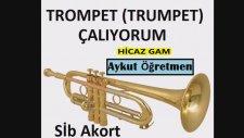 Trompette Hicaz Makamı Gamı Piyanoda La Karar Hicaz Nasıl Çalınır Aykut Öğretmen
