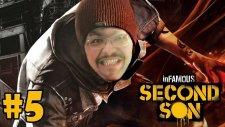 Alan Kapışması / İnfamous Second Son : Türkçe Dublajlı - Bölüm 5