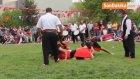 Minikler ve Yıldızlar Aşırtmalı Aba Güreşi Türkiye Şampiyonası