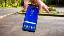 Samsung Galaxy S8 Dayanıklılık Testinde