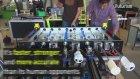 Saniyede 300 Fotoğraf Çekerek Langırt Oynayan Robot