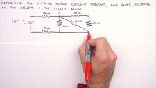 Seri ve Paralel Direnc Problemleri Cozumu.How to Solve Any Series and Parallel Circuit Problem