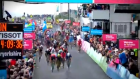 Yorkshire Bisiklet Turu'nda korkunç kaza