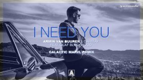 Armin Van Buuren - Garibay - I Need You