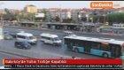 Bakırköy'de Yollar Trafiğe Kapatıldı