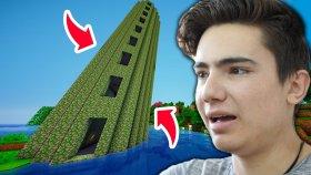 Çık Çık Bitmeyen Kule ! - Minecraft Hexxit