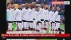 Emre Belözoğlu, Beşiktaş Galibiyetini Oğluyla Kutladı