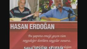 Hasan Erdoğan - SANA SEVGİMİ SEVDAMI