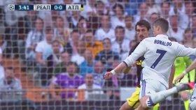 Real Madrid 3-0 Atletico Madrid (Maç Özeti - 2 Mayıs 2017)