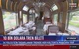 10 Bin Dolara Tren Bileti  Japonya