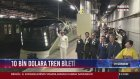 10 Bin Dolara Tren Bileti