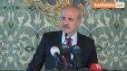 Başbakan Yardımcısı Numan Kurtulmuş, Nevzat Yalçıntaş'ı Anlattı