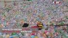 Çin'de Plastik Şişelerin Arasında Kaybolan Adamı Kurtarma Operasyonu