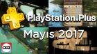 Ps Plus Mayıs-2017 Bedava Oyunları