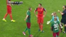 Rusya Kupası Final Maçında Yumruklar Konuştu