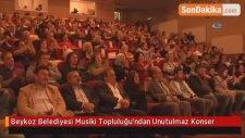 Beykoz Belediyesi Musiki Topluluğu'ndan Unutulmaz Konser