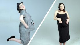 Hamile Giyim Modasının 100 Yıllık Değişimi