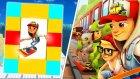 Minecraft'ta Subway Surfers Dünyası Portalı