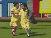 Sporcu Proteziyle Okula Gelen Miniğe Duygulandıran Karşılama