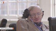 Stephen Hawking: İnsanlar Yaşamak İçin Dünya'dan Ayrılmalı